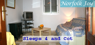 Norfolk Joy - Explorechiclana holiday rental Villas